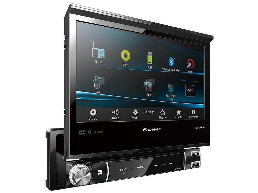 pioneer avh x7850bt mickey 39 s autosound. Black Bedroom Furniture Sets. Home Design Ideas