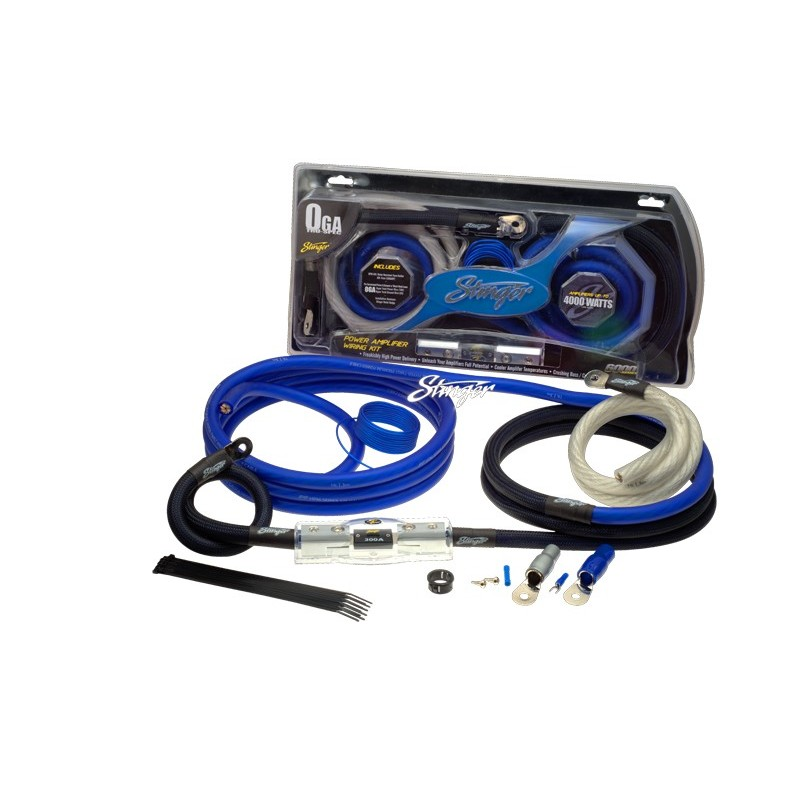 stinger wiring kit review wiring solutions rh rausco com Truck Wiring Harness Ford Wiring Harness Kits